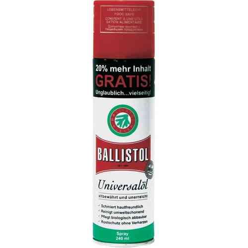 BALLISTOL l'huile universelle spray 240 ml