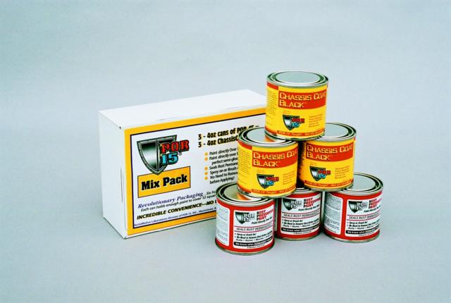 Por15 Where To Buy >> Mixpack 3x Por 15 Black Gloss 113 Ml 3x Chassiscote Black
