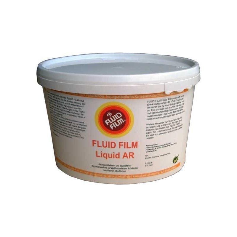 fluid film liquid ar 5 liter garde ta voiture. Black Bedroom Furniture Sets. Home Design Ideas