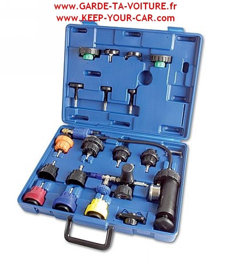 laser 2792 radiator pressure tester