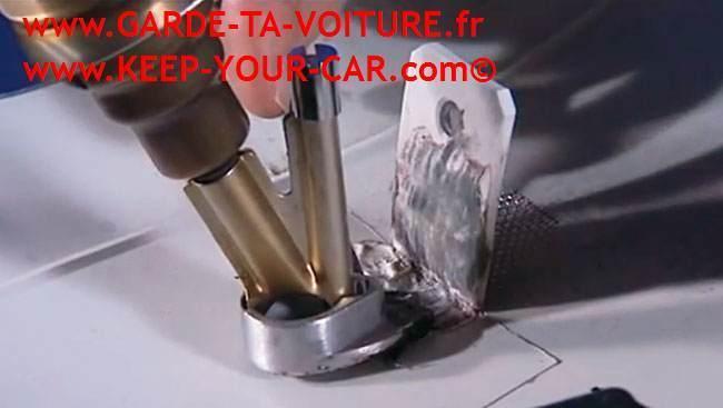 Powertec 92418 Kit de soudage plastique