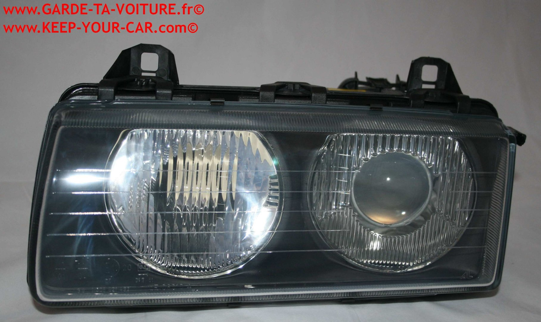 neuware original bosch bmw e36 frontscheinwerfer komplett. Black Bedroom Furniture Sets. Home Design Ideas