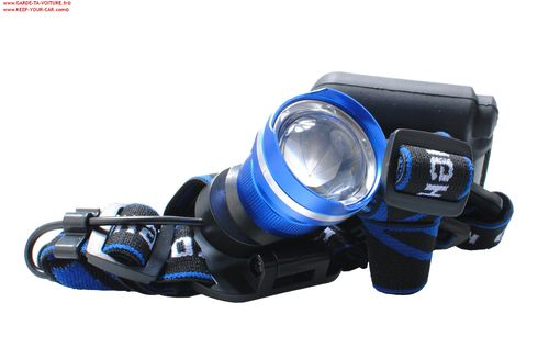 M-Tech Lampe frontale LED Cree T6 3xAAA