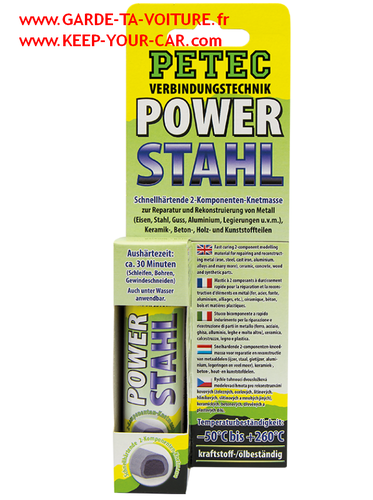 PETEC POWER acier 50 g