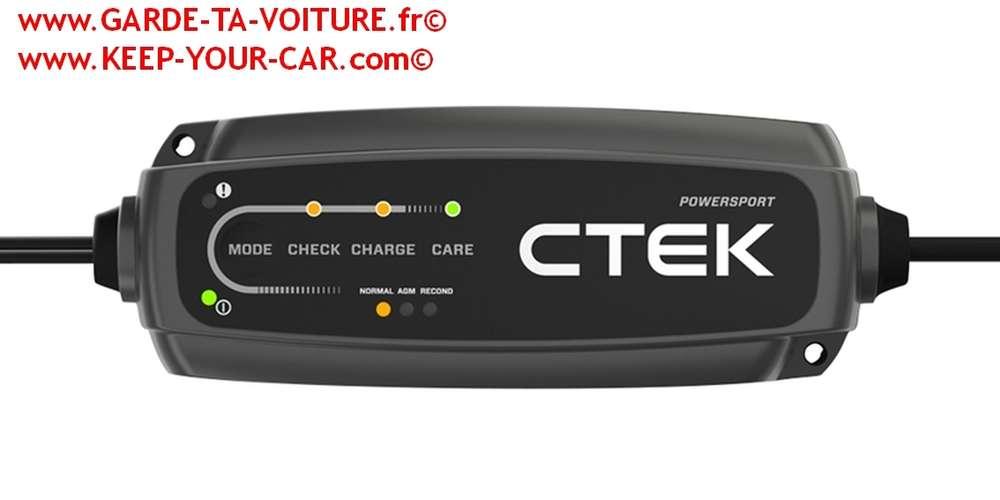 CTEK CT5 Powersport Smart battery Charger /& Maintainer 12v
